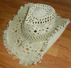 frayed hat