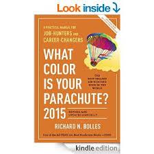 Richard N. Bolles New book What Color is your Parachute 2015