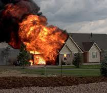 What would you grab first and are you ready if your house caught fire? Do you have any pets?