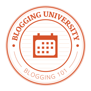 bloggingg101 badge