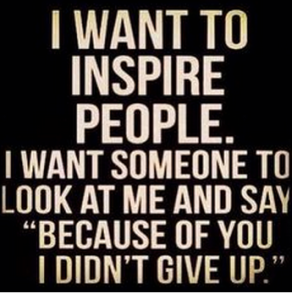quote inspire peopele
