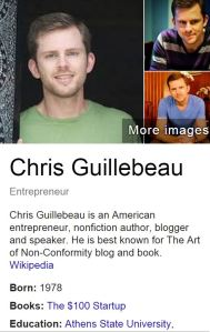 Chris Guillebeau