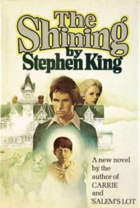 Stephen King The shining Creepy book #5