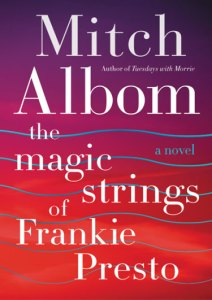 Author Mitch Albom New Book